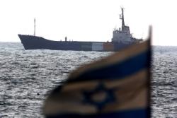 "General Cargo ""Adriatic"" sinks off Ashdod, crew safe"