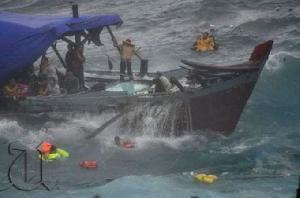 50 asylum seekers drown off Australian island
