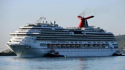 Coast Guard: Firefighting systems failed for Carnival cruise ship fire
