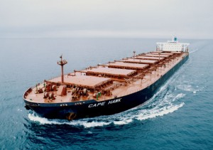 Dry bulk market stays subdued at the end of 2010