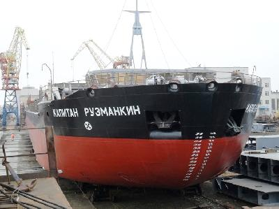 Russian shipyard delivered this year 14 vessels