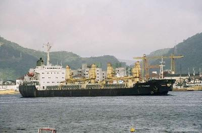 The owner of MV BLIDA has no contact with pirates