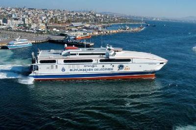 Istanbul ferries to start privatization procedures