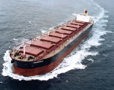 Time to invest in bulk carrier shares?