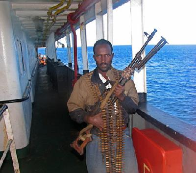 Prospect for int'l anti-piracy cooperation in Indian Ocean