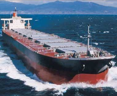 Dry bulk market begins new year on sour note