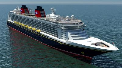 "Disney Dream Takes ""Happiest Place on Earth"" to the Seas"