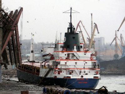 Ukraine Exported 786,200 Tons of Grain Last Month