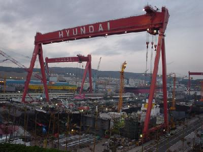 Korean Shipbuilding Sectors to Recover in 2011