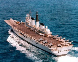 Bidding ends for HMS Invincible