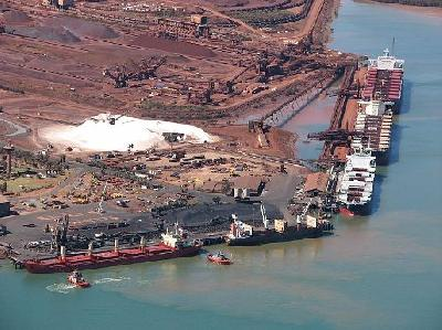 Coal Ships Have Worst Week in Two Years on Australian Flooding
