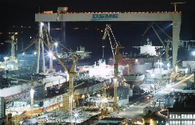 Daewoo Shipbuilding to partner with China's Rilin Group