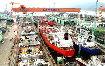 Korea's shipbuilding industry takes on new challenges