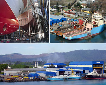 Gradual recovery for Chilean shipyards