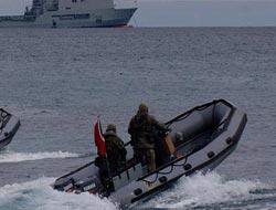 Turkish frigate runs to rescue Danish ship off Oman
