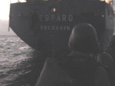 Owner of M/V Leopard searches for the missing crew