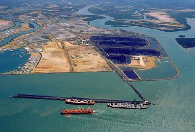 Australia's Gladstone port to resume coal loading