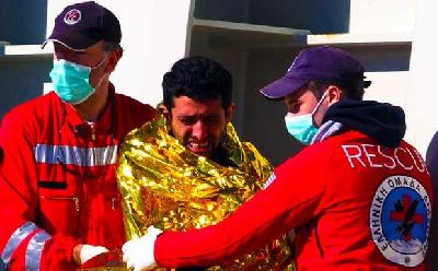 Corfu migrant death toll rises