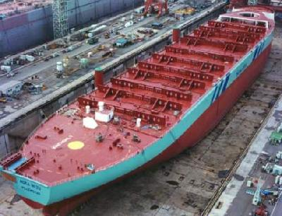 Japanese Ship Orders Surge 162 Percent