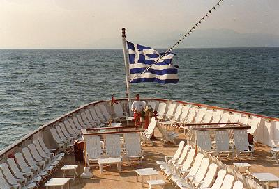 Greek-Flagged Ship Numbers Drop as Owners Favor Larger Vessels