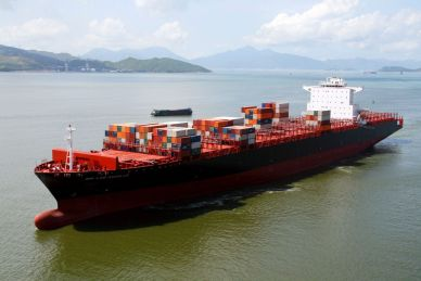 Container Ship Rates Rising as Fuel Prices Slow Vessels