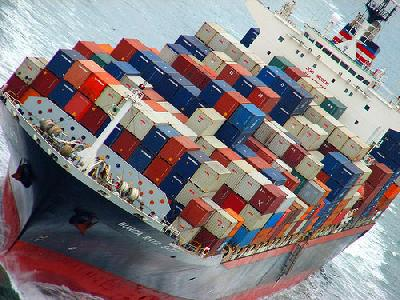 Global container demand to slow expansion by half