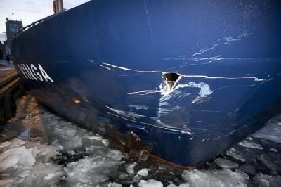 Swedish freighter collided with Danish fishing vessel, two fishermen died