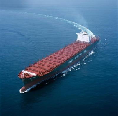 China Shipping Container Lines Launches Big Container Ship