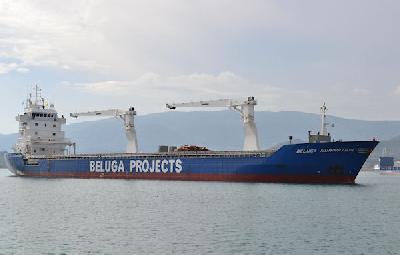 Somali Pirates Hijack MV Beluga Nomination