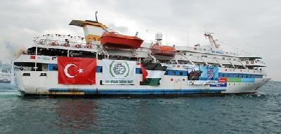 Turkish report on Gaza aid ship contradicts Israel