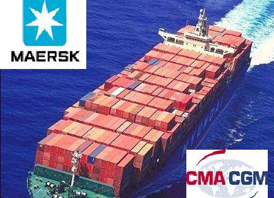 Maersk and CMA CGM re-organise Far East-Greece services
