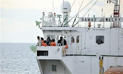 Oman: No berthing permission to Samho Jewelry due to pirates