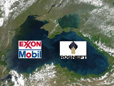 Exxon Mobil reaches deal with Russia's Rosneft