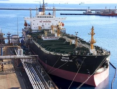 Russian Crude Oil Export From Novorossiysk fall 2,5 percent