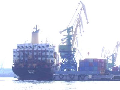 MSC boxship collided with Russian freighter off Skagen