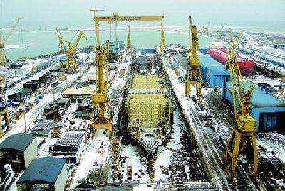 South Korea's ship exports register three-digit growth in January