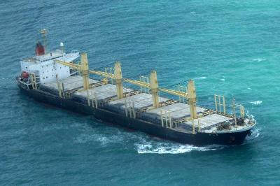 Bulk Carrier F & K Sold to Turkish Buyers