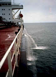 Agencies getting tough with ship ballast dumping