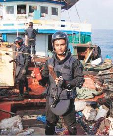 Indian Navy captures 28 Somali pirates