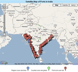 Indian ports reach a milestone