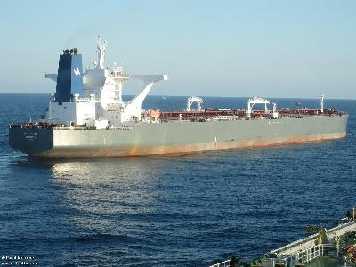 MV IRENE SL pirated in the North Arabian Sea