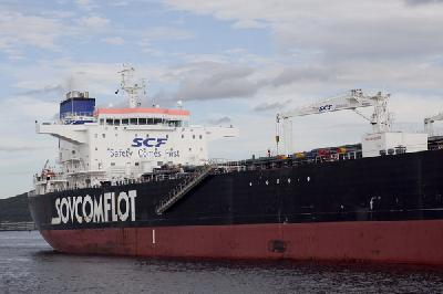 Prisco sells six tankers to Sovcomflot