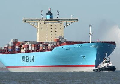 Maersk threatens congestion charge at St Petersburg