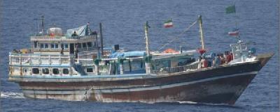 Nato seizes 'pirate mother ship' off Somalia