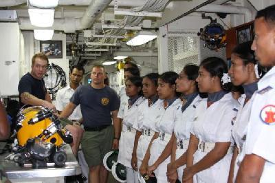 Bangladesh eyes for EU seafarers' market