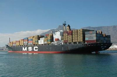 MSC surpasses Maersk Line as world's top container carrier