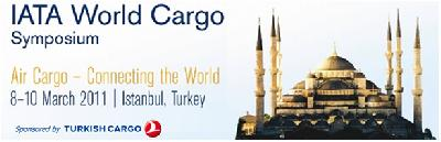 IATA air cargo symposium in Istanbul from March 8-10