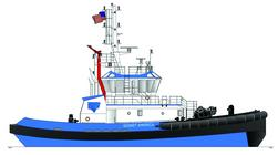 J.M. Martinac Wins Navy Deal for 2 More Tugs