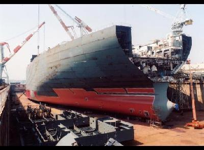 Japanese shipyards recover with 300pc more orders in January