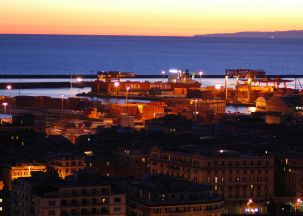 Radioactive container in Genoa feared as ticking nuclear bomb